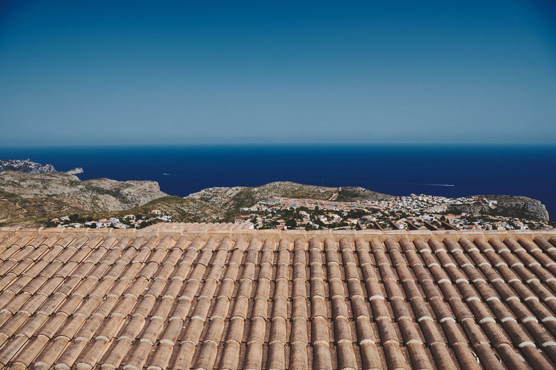 Spain Sky Sea