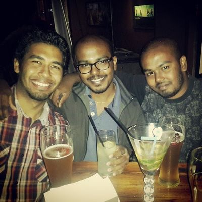 """Bro's for lyf"" Sunday Weekend Dinner With frndzpicoftheday"