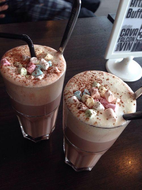 Love Oboy Oboy Chocolate♡ Drink Sverige Sweden Resturange