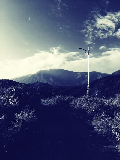 Mountain Road Scenics Mountain Range Solitude Beauty In Nature