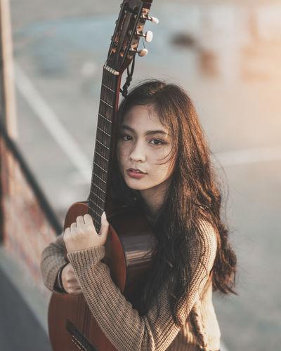 Guitar Girl The