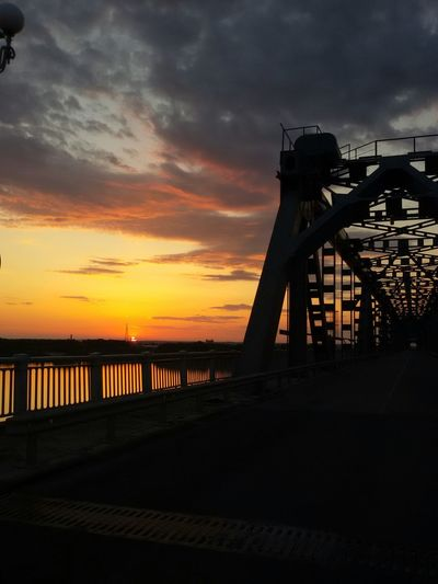 Sunset Bridge Taking Photos Hello World EyeEm Gallery EyeEm Best Shots Check This Out Hanging Out Bulgaria From My Car