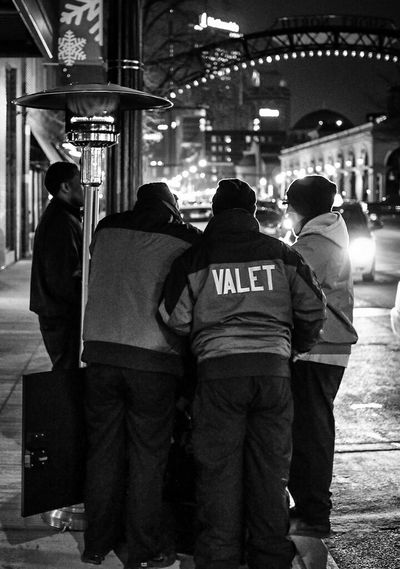 Street Street Photography Short North Blackandwhite Olympus OM-D EM-1 Valet
