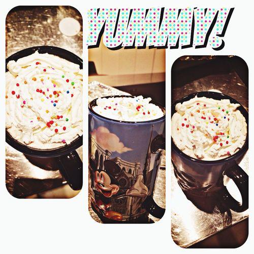 Hotchocolate ✨✌️☕️