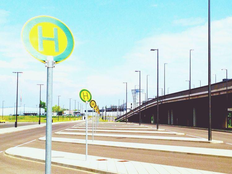 Signs Alone Minimalism Berliner Ansichten