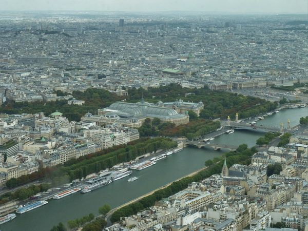 Aerial View Architecture Bridge - Man Made Structure Capital Cities  City Cityscape Day Eiffel Tower High Angle View Outdoors River Seine Tour Eiffel Tree Urban Urban Exploration Urban Landscape Water
