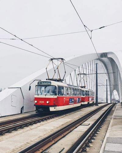 Lets go Transportation Mode Of Transport Public Transportation Railroad Track Rail Transportation Train - Vehicle Mobility In Mega Cities Travel Commuter Train Outdoors No People