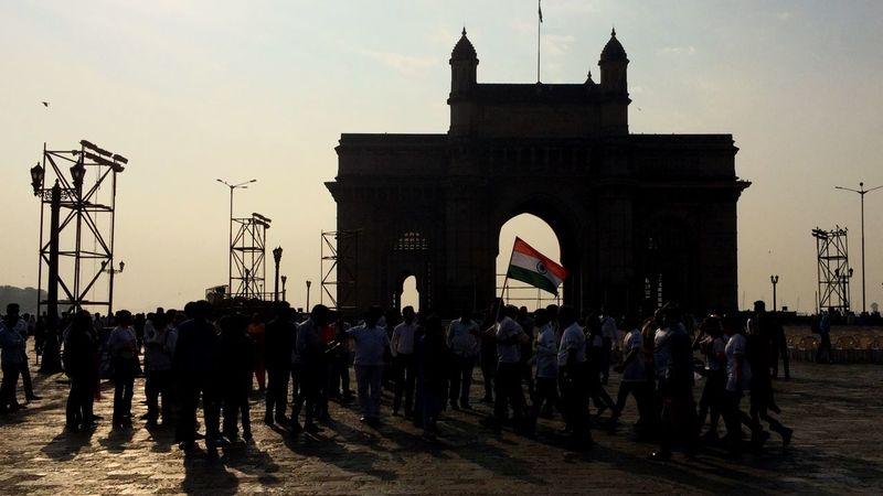 Mumbai Gatewayofindia Triranga