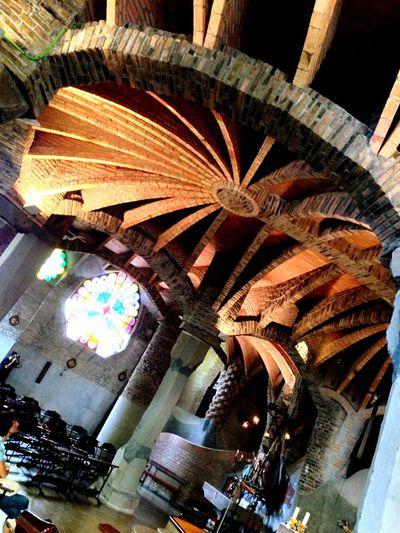 Gaudi Barcelona SPAIN