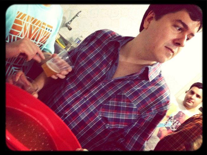 Happy Birthday! Simple Photography Party! Tem Cerveja à Balde!