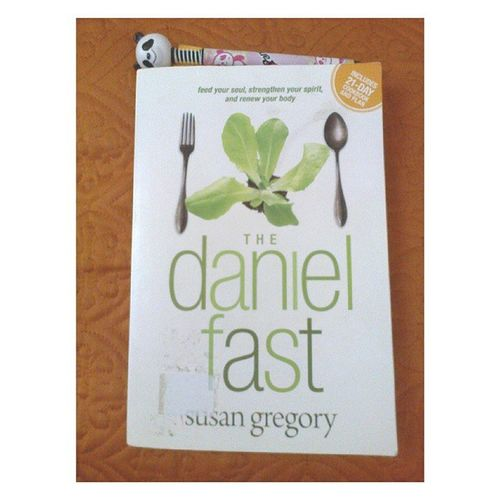 Danielfast Book Food ?