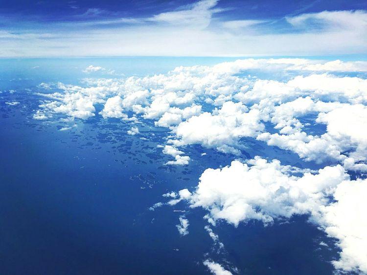 Norway Fiordo At Norway Sky Blue Sky