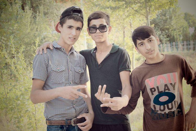 мои друзя