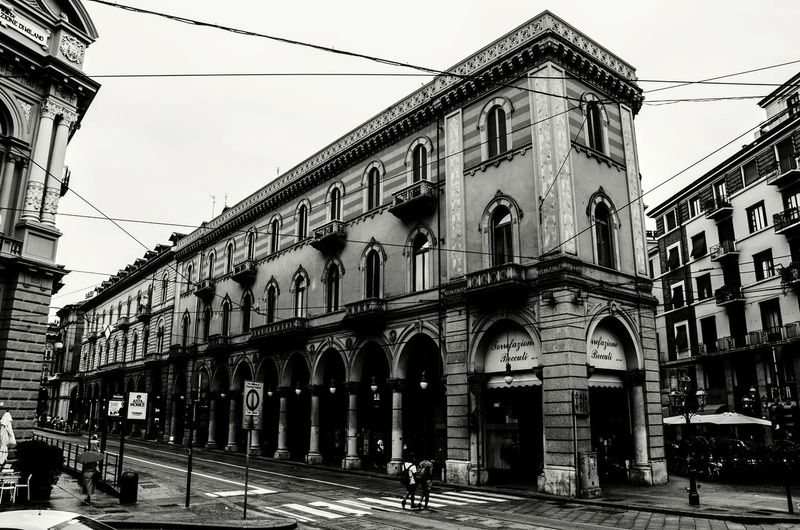 Giochiamo a nascondino? Architecture Building Exterior Built Structure Arch City City Life Day Old Town Sky Person Façade Outdoors History The Past Tourism Italia Italy Torino Turin