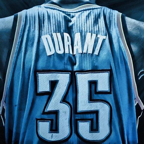 Kevin Durant 35 Okc Ballinonabudget