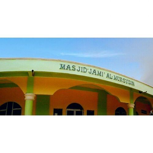 Masjid jami' Al-mursyidin... Lateupload After Sholat Dzuhur KameraHpGwa LikeForLike Follow4FollBack Batam KepRi PunyaIndonesia