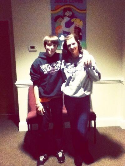 My Sis And Brandon