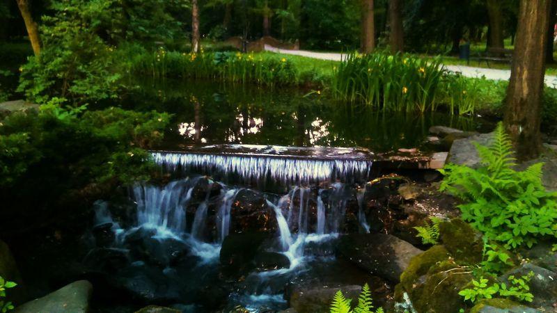 Hi! Relaxing Park Zywiecki <3 Wodospad Rzeczka Weekend