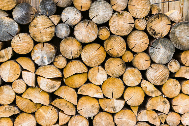 Abundance Backgrounds Brown Close-up Day Deforestation Environmental Issues Firewood Fossil Fuel Full Frame Heap Large Group Of Objects Log Lumber Industry Natural Pattern No People Outdoors Pile Repetition Stack Textured  Timber Wood Wood - Material Woodpile