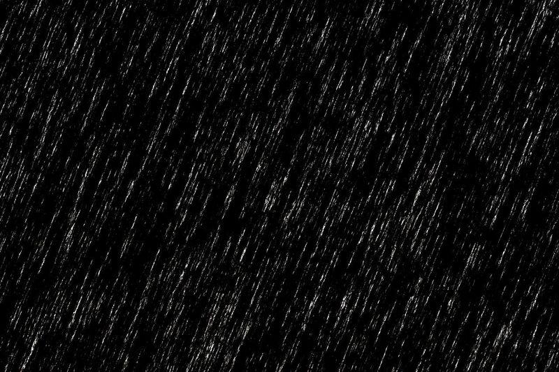 Full frame shot of wet black background