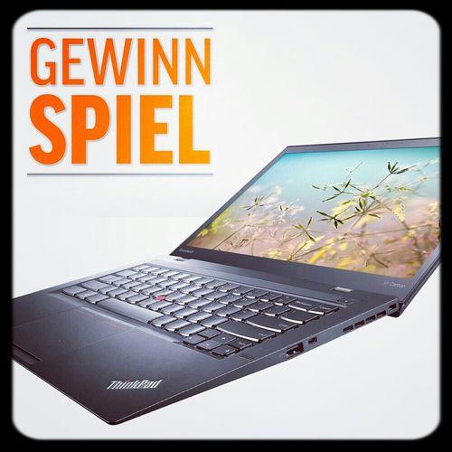 Bei uns könnt ihr derzeit das Lenovo ThinkPad X1 Carbon gewinnen! Gewinnspiel http://blog.notebooksbilliger.de/lenovo-thinkpad-x1-carbon-2014-test/ First Eyeem Photo