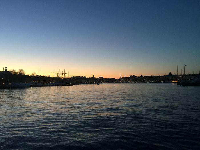 Ms Emelie Hello World Nightphotography Fresh Air Stockholm Sea And Sky
