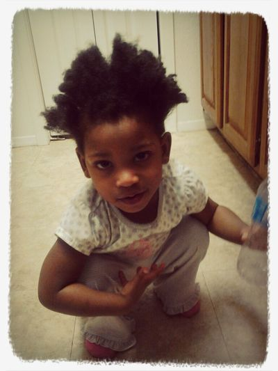 my thug ass daughter :)