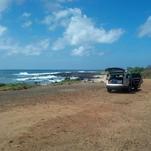 Weekend review. SandyBeach Tidepools Greatparkingspot