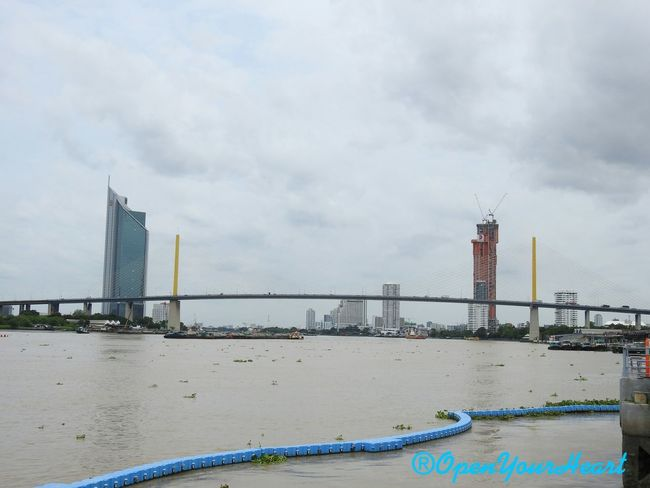 Water Sky Architecture Built Structure Bridge - Man Made Structure No People Cloud - Sky Day Outdoors Travel Destinations Suspension Bridge Skyscraper Cityscape Urban Skyline Close-up Multi Colored Landscape High Angel View Streetphotography Landscape Photography Marco Travelling Thailand 3XSPhotography 3XSPhotographiUnity 3XSPUnity