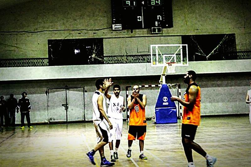 Basketball Basketball Game Egypt Port_said