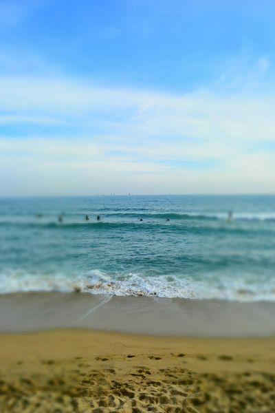Dec 2014 Barceloneta Barcelona Voyages Ilovespain España Travels