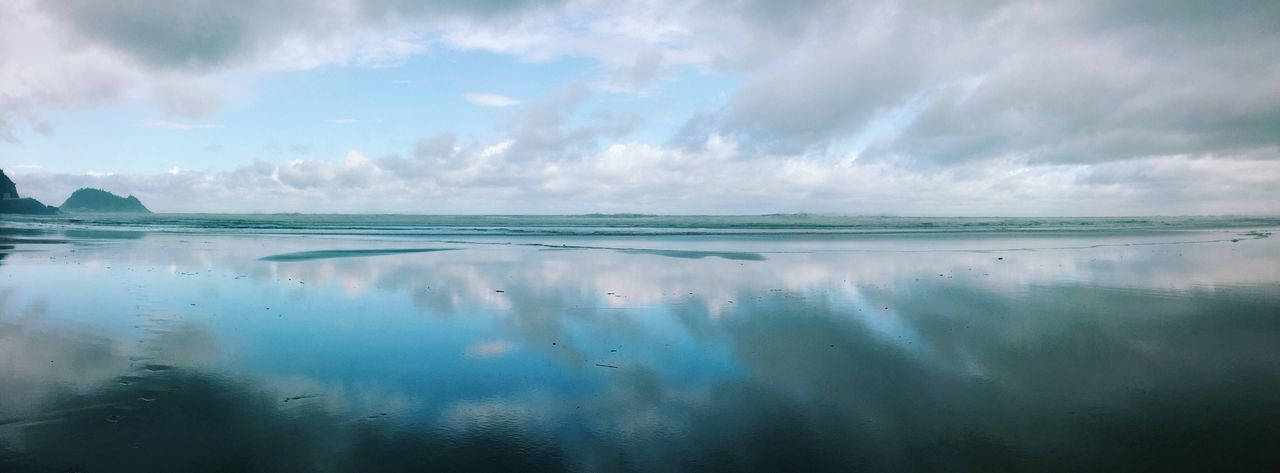 reflection, water, sky, nature, beauty in nature, no people, outdoors, day