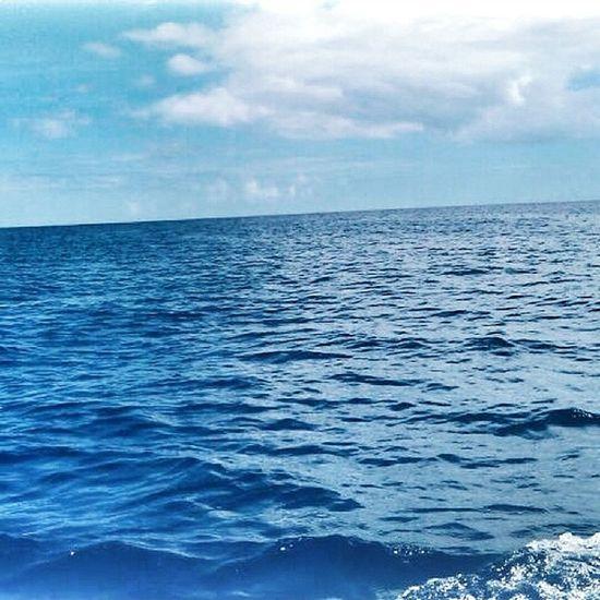 Horizon excelente encuentro entre el Cielo y el mar Cabrera RD