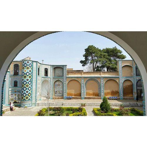 • Moaven_Almolk_Tekiye , Kermanshah , Iran تکیه_معاون_الملک، کرمانشاه، ایران
