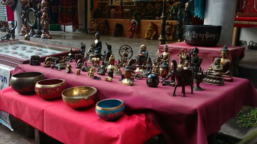 Vibes for sale Beautifully Organized Statues Metal Art Vibes Creativity Arts Marketplace Oldmanali