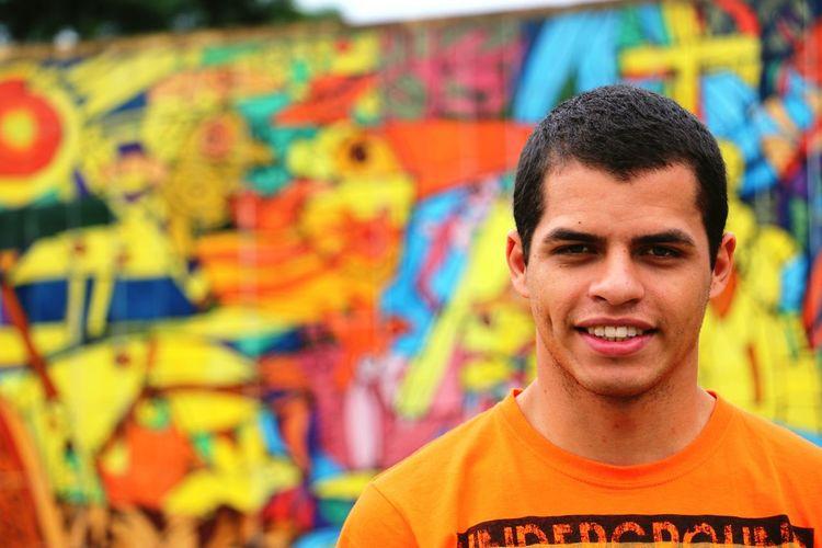 Estilo urbano Urbano Wall Painting Urban Wall Graffiti Depht Of Field Art Colors Color Cores Paint Colorful Pintura Muro  ProfundidadDeCampo Blur Mauer Kunst Farbens Arte Profundidade De Campo Brasilien Brasilianer The Portraitist - 2016 EyeEm AwardsFirst Eyeem Photo