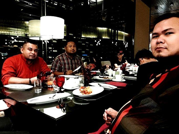 Food And Drink Togetherness Restaurant