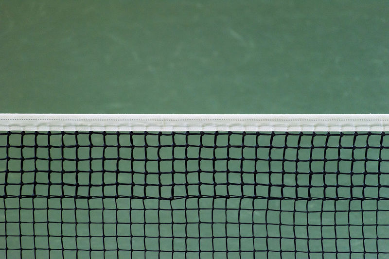 Net of tennis court Court Tennis Tennis 🎾 Design Sport Net Active Club Net - Sports Equipment Tennis Net Pattern Close-up No People Competition Table Tennis Still Life Racket Sport Sports Equipment Green Color Day Competitive Sport Outdoors Focus On Foreground Backgrounds Swimming Pool