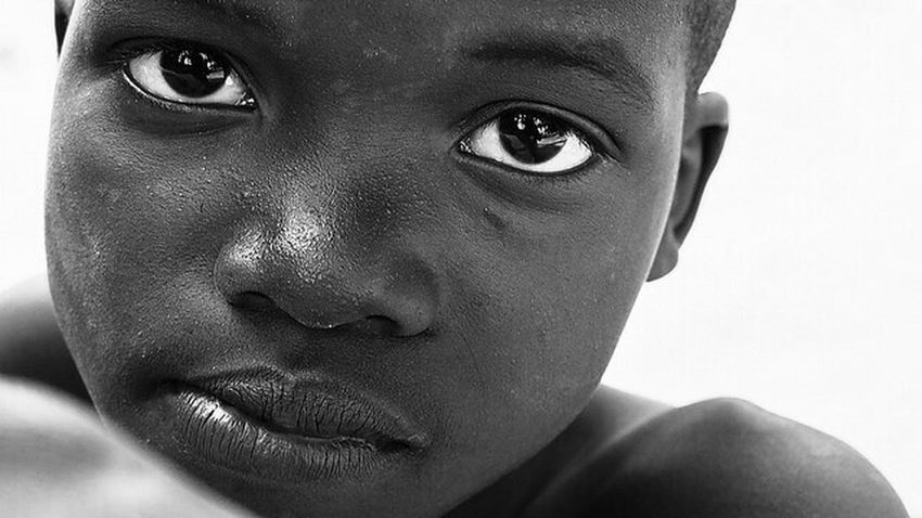 In Angola angola Kids children blancoynegro B&w b&n Eyes b/n olympus Omd-em1 First Eyeem Photo