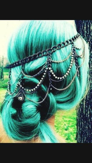 Vintage Fashion Hair Cute♡