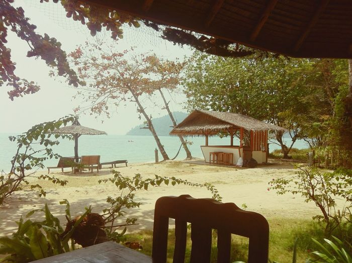 Ko Chang Bang Bao Jak Bungalow Enjoying The Sun Holiday Beach Island Thailand Relaxing EyeEm Best Shots - Landscape