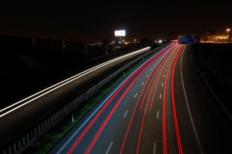The best Potugal Nature Santarém Automobile Nihgt Led Lights