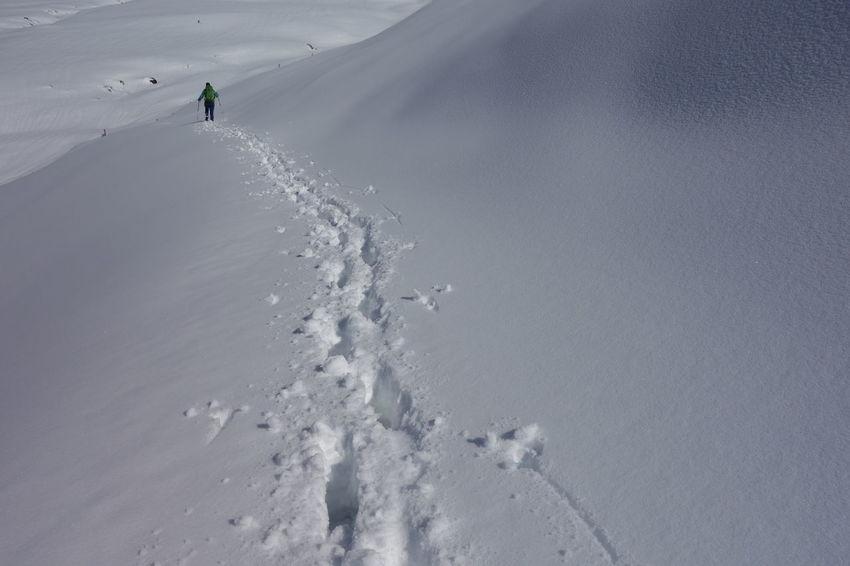 Alpbachtal Berge Einsamkeit Nature Photography Naturerlebnis Schneewanderung Spuren Im Schnee WINTER PARADISE Go Away Naturelovers Snow Winter Trekking Winter Wonderland Österreich