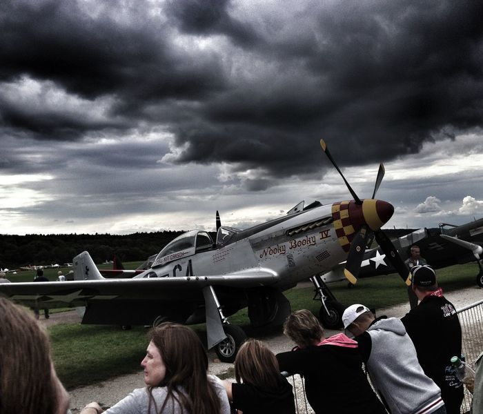 Mustang Plane P-51 Documentary