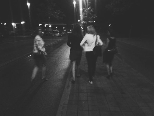 Streetphotography Streetphotography_bw The Street Photographer - 2015 EyeEm Awards Glitch B&w Street Photography THESE Are My Friends The Following following my girlfriend and her friends on a night out :-)
