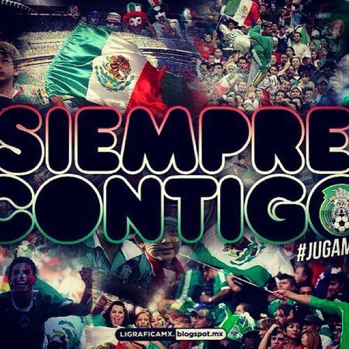 Mañana dia clave* MexicovsUsa Siemprecontigo Perdonanosvela