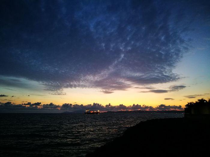 Sunset Sea Arts