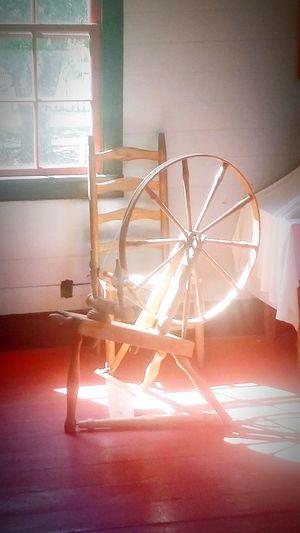 Spining Wheel Vintage Vintage Tools Old Furniture
