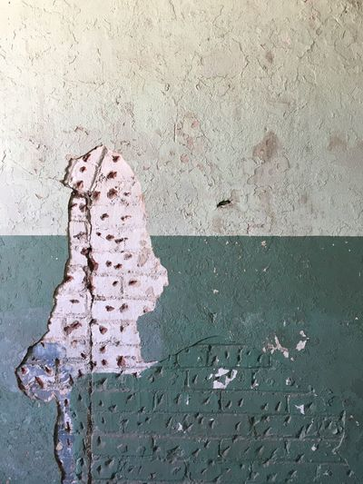 Textured  Close-up Day Indoors  Paper No People Architecture Background Texture Broken Wall Chiped Paint Brick Wall Backgrounds Rusty Rustic Architecture Indoors