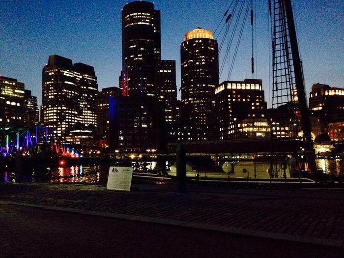 Boston Seaport Great Views